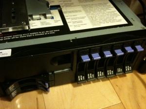 IBM x3650, Gen 1